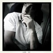 passenger by Federico Giusti biancoenero, blackandwhite, bw, hipstamatic, light, man, morning, passengers, portrait, shadow,