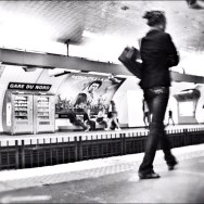Gare Du Nord / Paris -           @editoftheday @photooftheday                  (camera iPhone 4s & snapseed)    by Federico Giusti 4s, 55dslromafilm, ampt_community, blackandwhite, clubsocial, getpopular, igdaily, igers, igersitalia, instagramhub, instagrammer, instaphone, instaprint, insta_shot, iphone, iphone4s, iphoneographer, iphoneography, istagood, jj, paris, passenger, passengers, photooftheday, photostime, picoftheday, statigram, strangersintransit, streetphoto_bw, ubiquography,