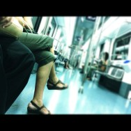 Metro Barcelona    by Lluis Gerard barcelona, iphoneography, metro, passengers, rightnow,