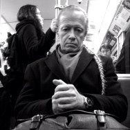 Untitled by Marta Pacheco germany, instagram, instandaily, iphonegraphy, metro, munich, passengers, silence, thoughts, ubiquography,