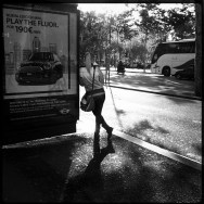 Waiting for the bus                     by Godo Chillida barcelona, blackandwhite, bnw_worldwide, bus, busstop, bwlovers, bwstreet, insta_pick_bw, iphoneography, monochrome, passengers, streetbw, streetphoto, streetphotography, streetphoto_bw, streetphoto_bw_ch_43, streetspotting, streetstyles_gf, ubiquography, waitingfor,