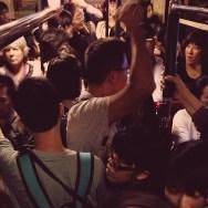 Western / Eastern @ Kyoto compression  by Fran Simó passengers,