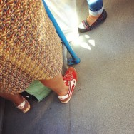 Kelme     by Núria Rodríguez bus, feet, passengers, piessengers,