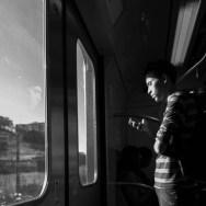 The illuminated... O iluminado... by Paulo Wang date, passengers,