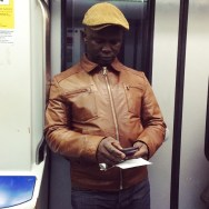 Style by Fran Simó candid, color, colour, passengers, street, streetphotography, subwaypeople,