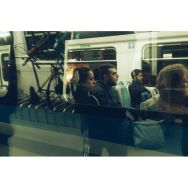 Pasajeros by jjuan68ar igersbss, instashot, nocrop, passengers, streetphotography, theyards_candid,