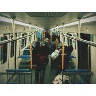 "Mi foto de las 18:40hs ""Último Viaje""  para @24X365 --- by jjuan68ar 24x365, igersbsas, passengers, theyards_candid, vscocam,"
