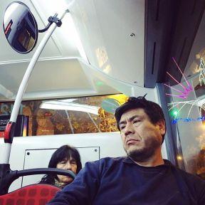 Long day by Fran Simó barcelona, passengers,