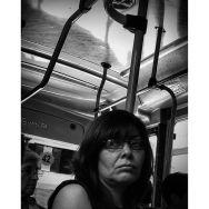 Untitled by Eduardo Prats blackandwhite, blancoynegro, bnw, bnw_zone, monochrome, passenger, passengers, photooftheday, streetphotography, streetportraits, street_photography, vsco, vscoarg, vscocamphoto, vscogrid, vscovisuals,