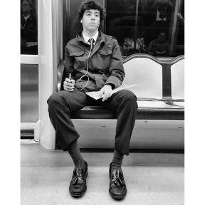 Gambe lunghe by Antonio Jiménez Lara commuters, madrid, metro, passengers, streetlife, streetphotography, streetphotomadrid, total_streets,