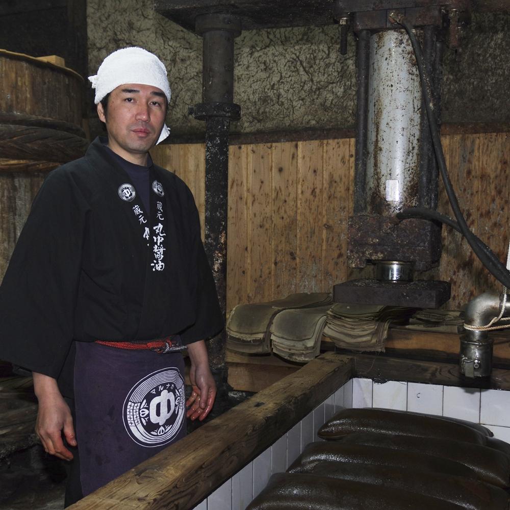 local de production de sauce soja