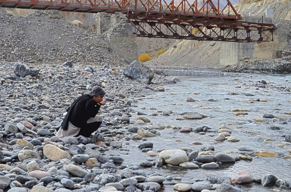Journey to Kaza - Succumbing to the charms of the Spiti river!