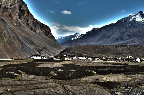 Journey to Kaza - The surreal charm of the Spiti Valley!