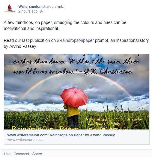 Writersmelon_Facebook update_22 September 2014