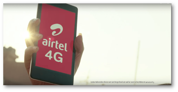 Airtel-4G... I personally hope that 4G will evolve and be the choice of even ordinary users someday