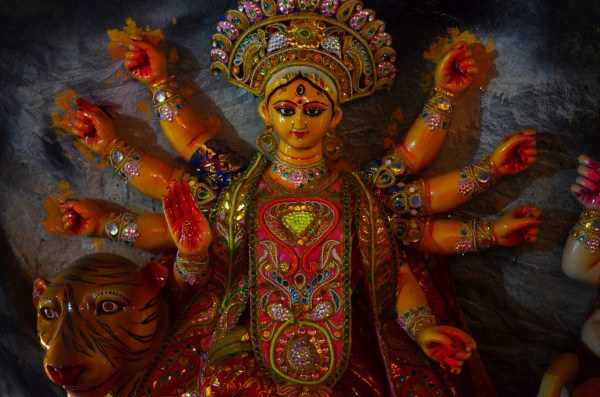 019_Durga Puja. The final version has a charm that is undeniable and can be dressed in different ways