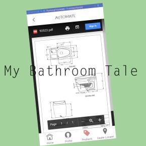 My Bathroom Tale