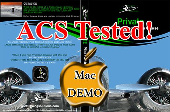 Private Pilot MAC Demo