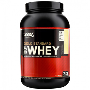 100% Whey Protein Gold Standard 909 g Optimum Nutrition