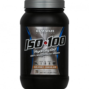 ISO 100 – HYDROLYZED -726G – DYMATIZE