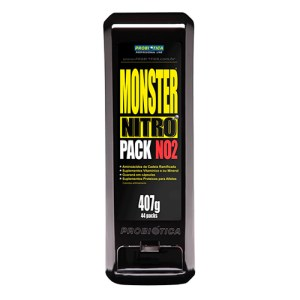 MONSTER NITRO PACK NO2 – 44 PACKS – PROBIÓTICA