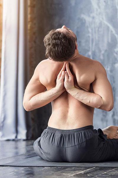 bienfaits du yoga souplesse et tonicité