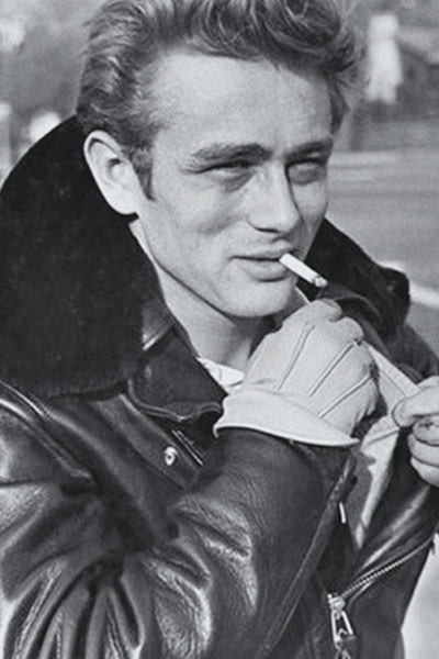 comment choisir un perfecto homme james dean