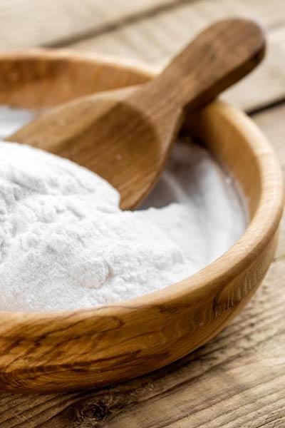 bicarbonate de soude pour le traitement des aphtes