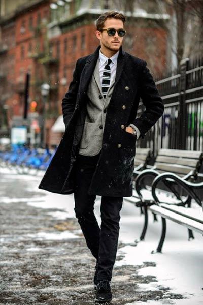 homme comment s 39 habiller en hiver quand il fait froid. Black Bedroom Furniture Sets. Home Design Ideas