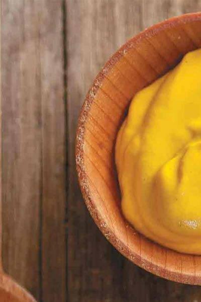 moutarde pour guérir les aphtes