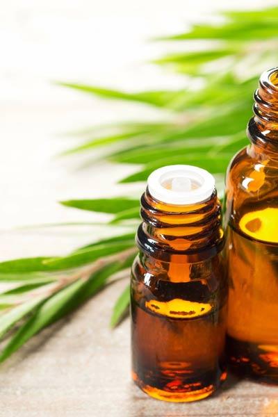 traitement des aphtes l'huile essentielle de tea tree