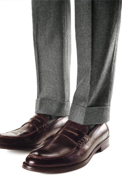 longueur pantalon de costume homme