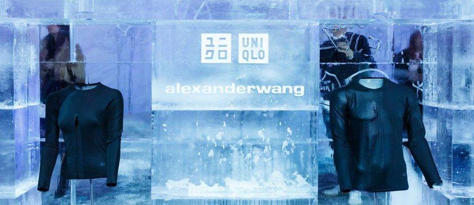 Uniqlo x alexander Wang