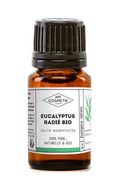huile essentielle d'eucalyptus pour soigner un rhume ou les problèmes respiratoirs