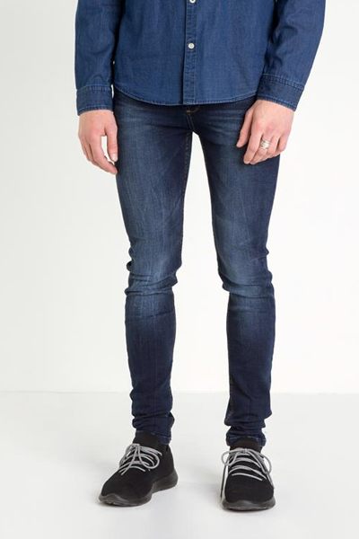jean homme coupe skinny