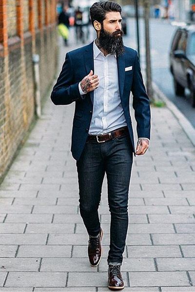 Comment Choisir et Porter Un Blazer Homme ? PsM