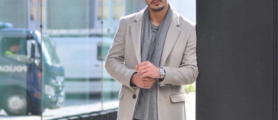 comment porter un manteau long pour homme