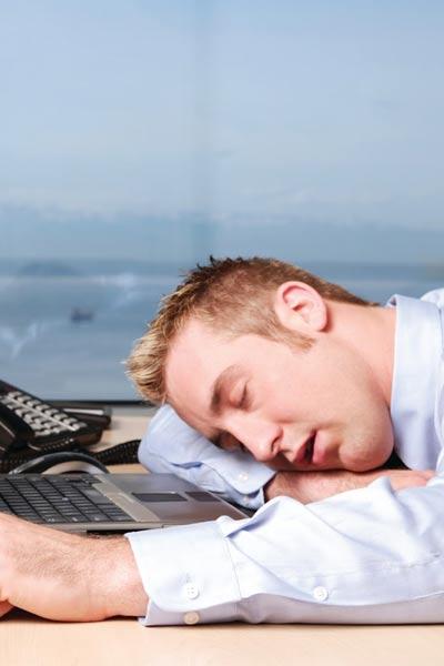 faire une sieste au bureau