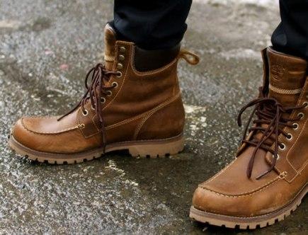 chaussures porter en hiver homme