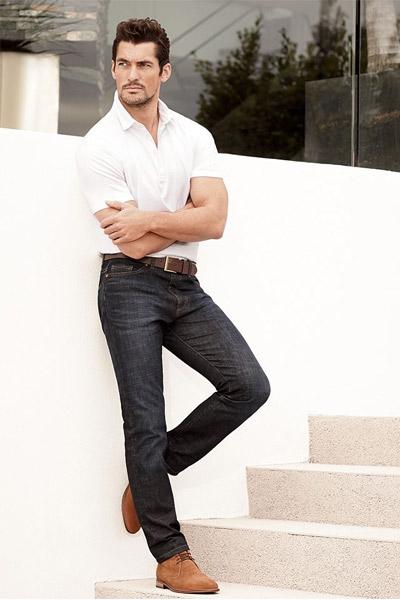 ceinture porter avec un jean
