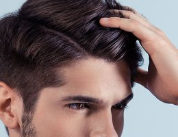 hydrater ses cheveux secs homme