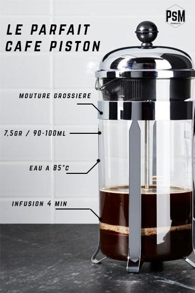 comment faire un cafe avec une