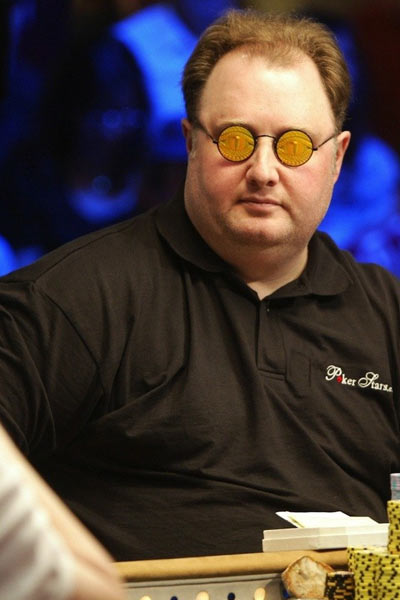 greg raymer lunettes poker face