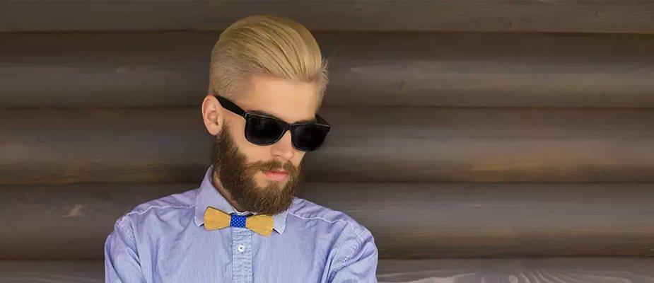 teinture cheveux homme