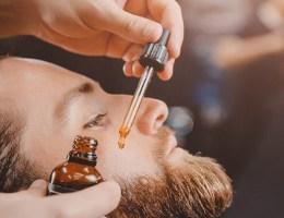 huile à barbe utilisation