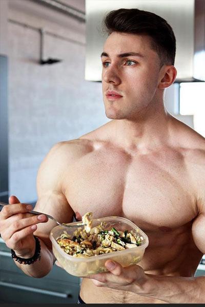 alimentation booster sa testostérone