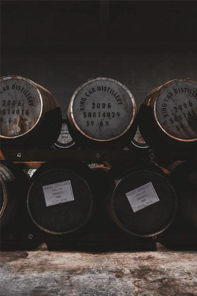 futs de maturation whisky