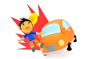 子供の交通事故