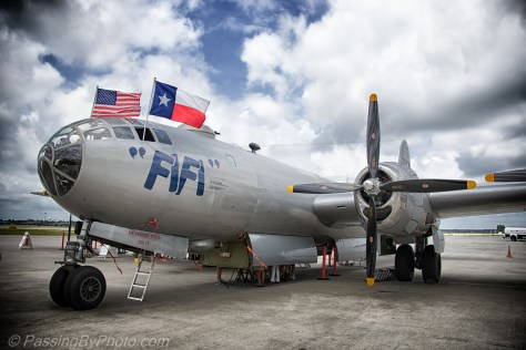 Commemorative Air Force Fifi