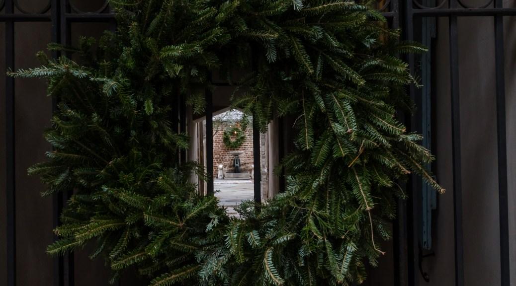 Wreath in a Wreath
